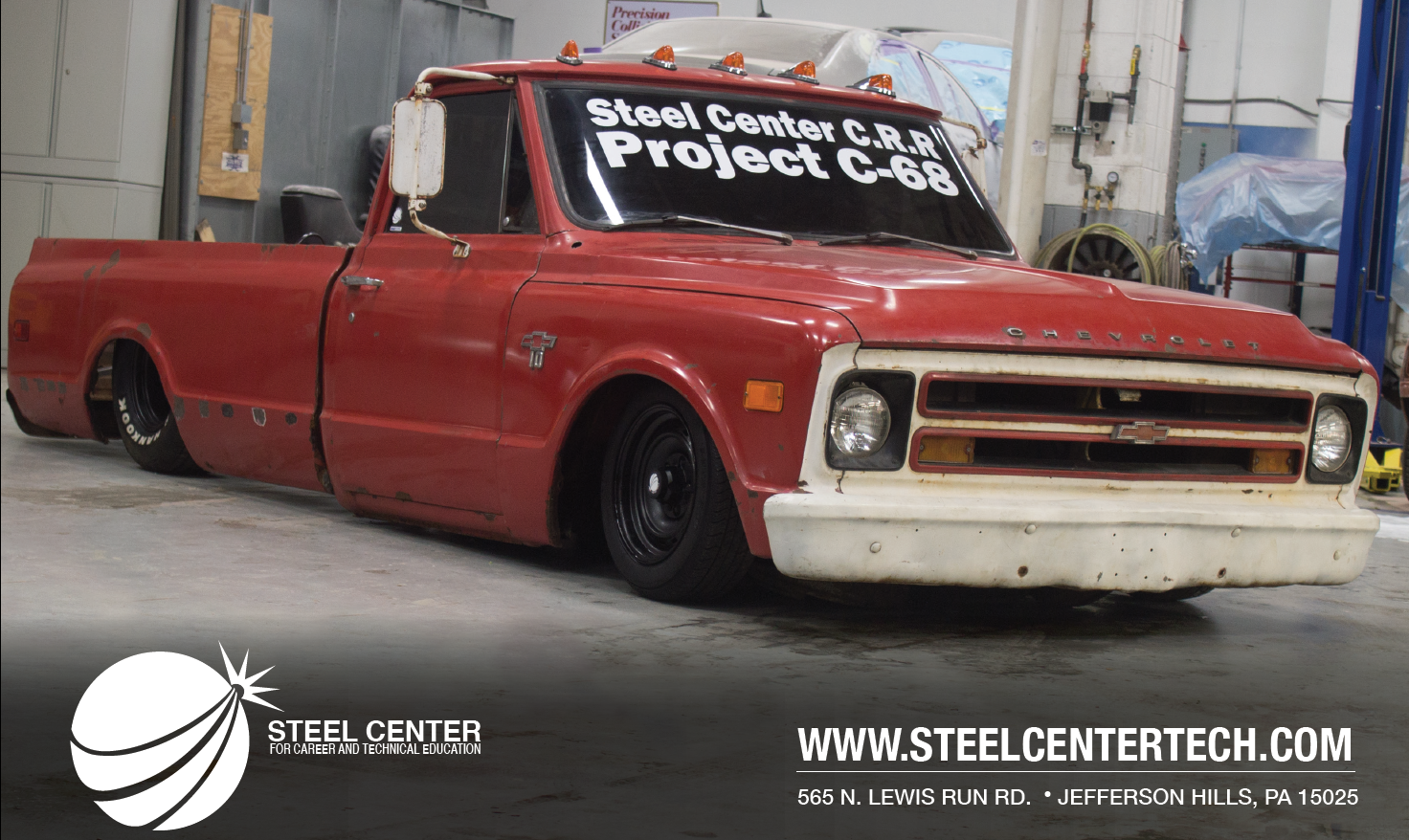 Misc Steel Center Wins At The World Of Wheels Car Show In - Pittsburgh car show